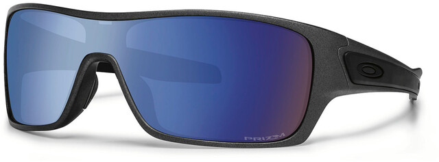 d5ddeab92c7 ... where can i buy turbine rotor polished black with prizm deep water  polarized lens thumb oakley